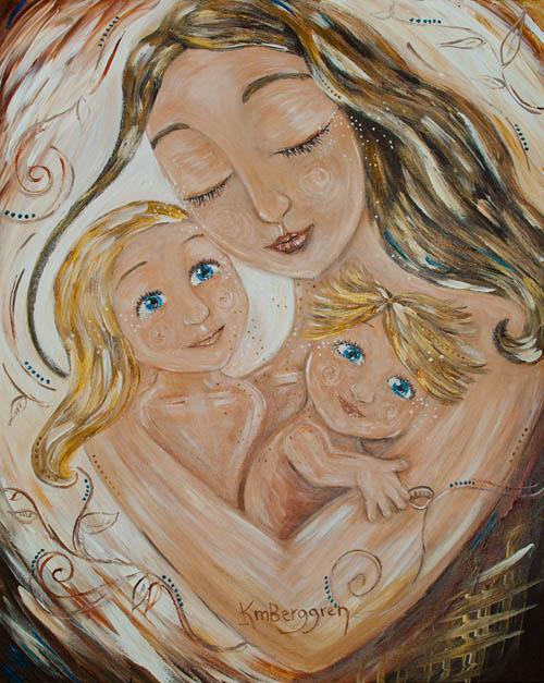 Growing Together by Katie m. Berggren