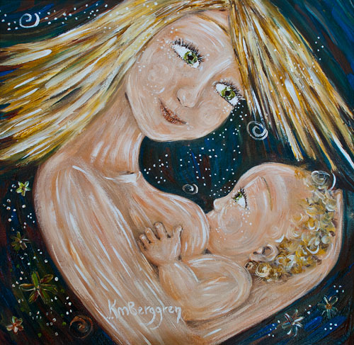 Abundant Love by Katie m. Berggren