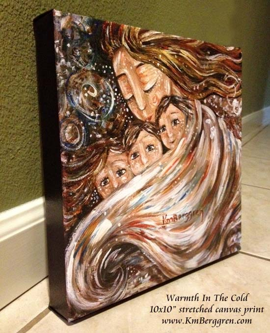 Warmth In The Cold by Katie m. Berggren