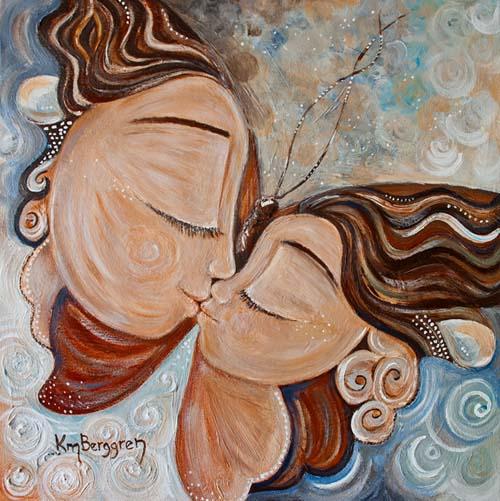Open Wings by Katie m. Berggren
