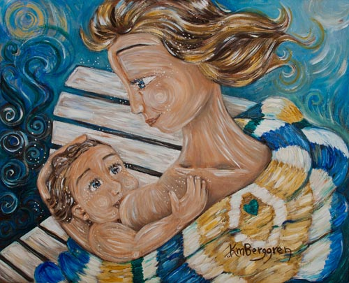 Hearts Full Of Hope by Katie m. Berggren