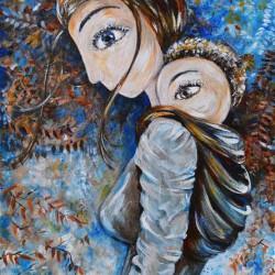 Deep As A River by Katie m. Berggren