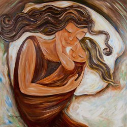 In The Arms Of A Beautiful Dream by Katie m. Berggren