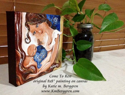 Come To Rest by Katie m. Berggren