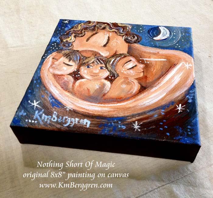 Nothing Short Of Magic by Katie m. Berggren