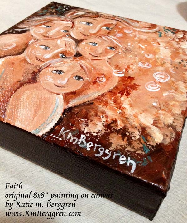 Faith by Katie m. Berggren