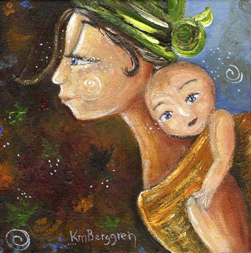 Child Of Focus by Katie m. Berggren