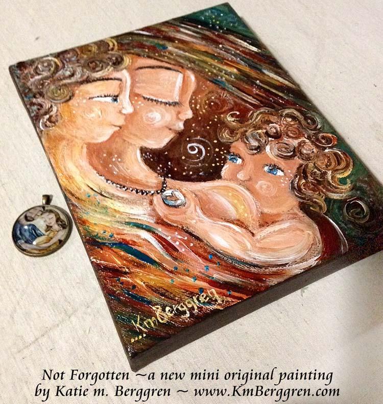 Not Forgotten by Katie m. Berggren
