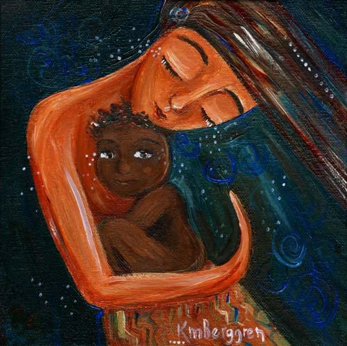 Gentle Gift by Katie m. Berggren