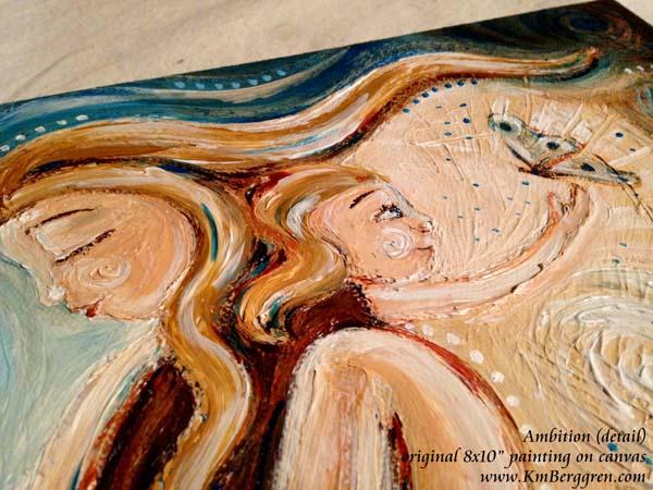 Ambition by Katie m. Berggren