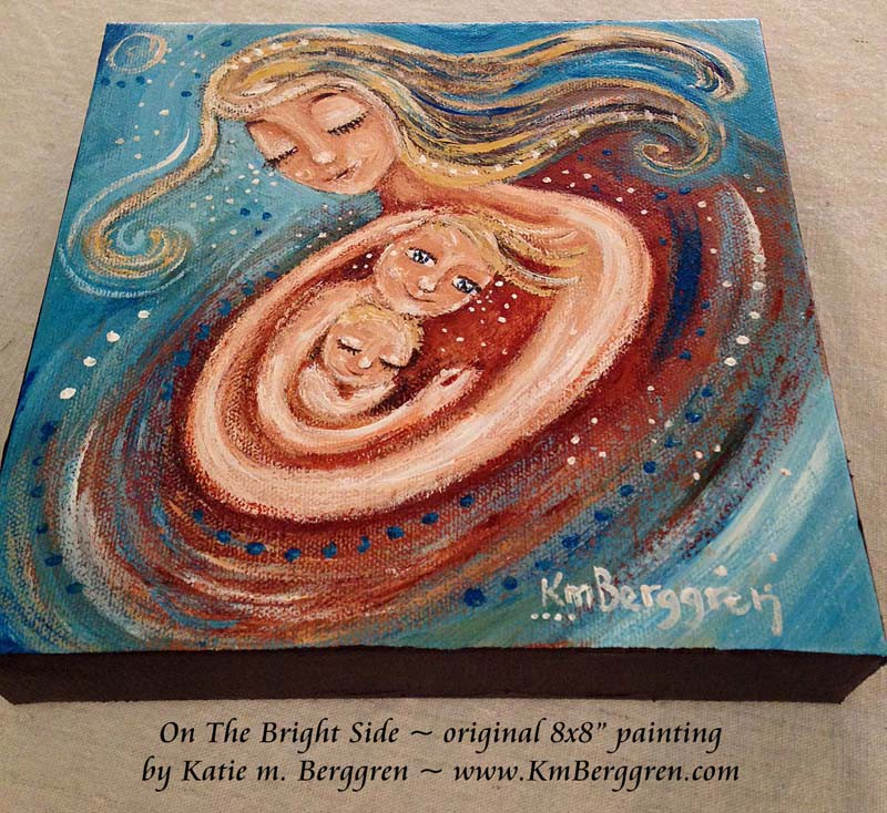 On The Bright Side by Katie m. Berggren