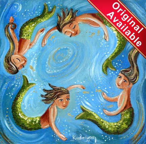 Mermaid Mojo ~ upcoming Art Fair event