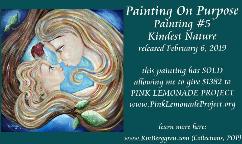 Kindest Nature has SOLD – Pink Lemonade Project – Sons