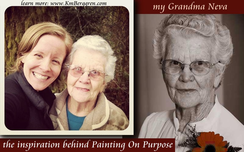 Painting On Purpose by Katie m. Berggren