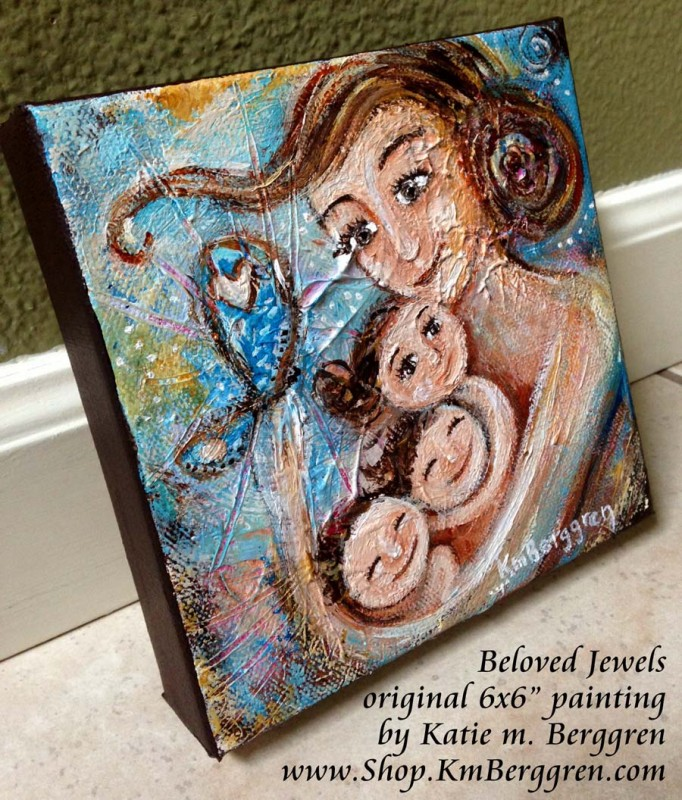 Beloved Jewels by Katie m. Berggren www.Shop.KmBerggren.com