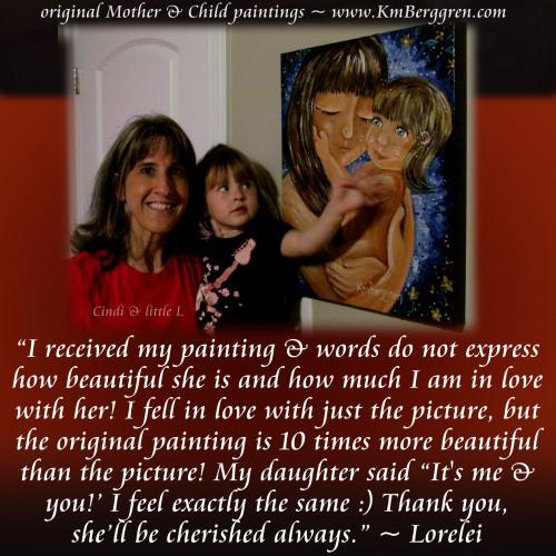 Original Paintings on Canvas by Katie m. Berggren