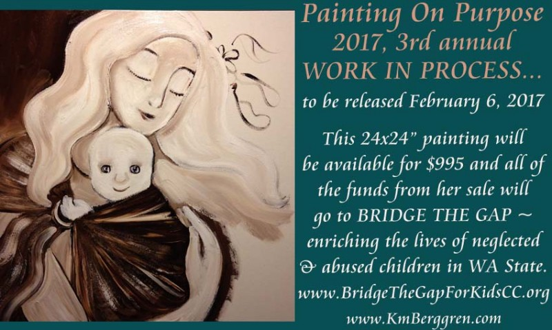 Painting On Purpose ~ for Abused & Neglected Children