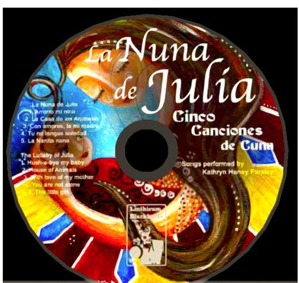 The Lullaby Of Julia - CD