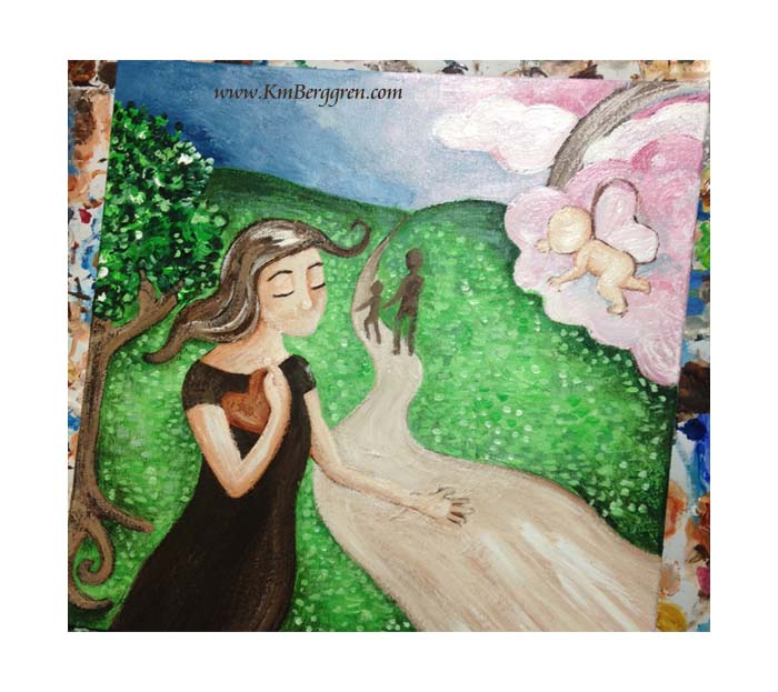 The Journey, Carry You With Me by Alanna Knobben and Katie m. Berggren