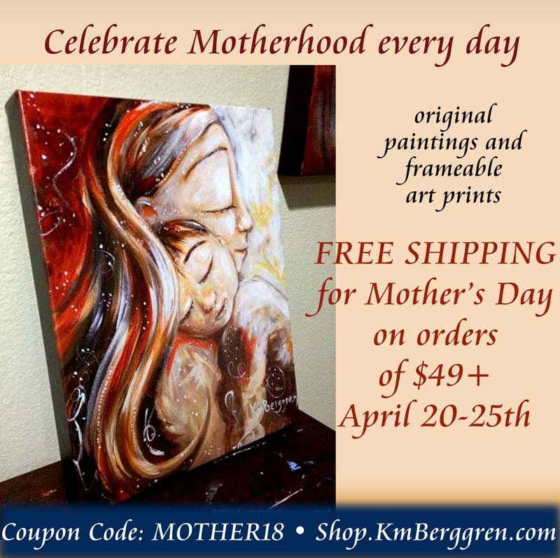 Free Global Shipping For Mother's Day