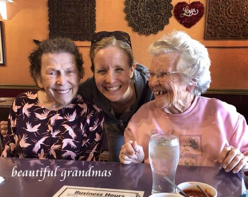 Grandmas & Feelings & Studio Sisters