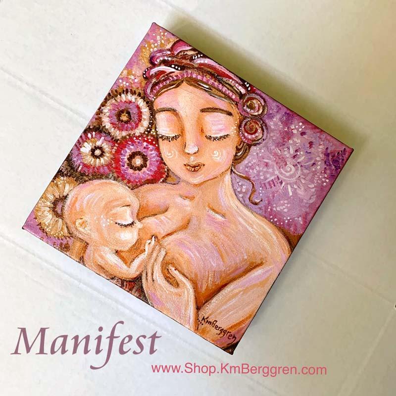 Manifest by Katie m. Berggren