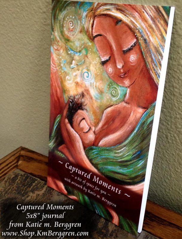 Motherhood Journal from Katie m. Berggren