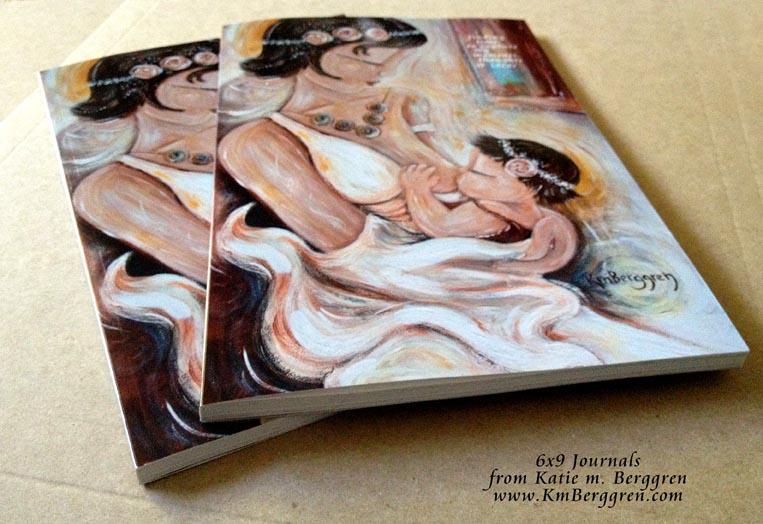 6x9 Motherhood Journal from Katie m. Berggren