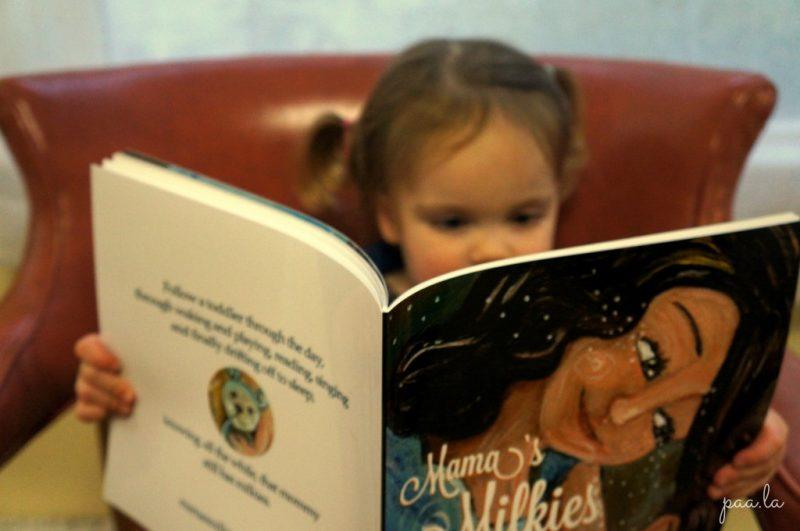 Mama's Milkies by Stephanie Craft & Katie m. Berggren