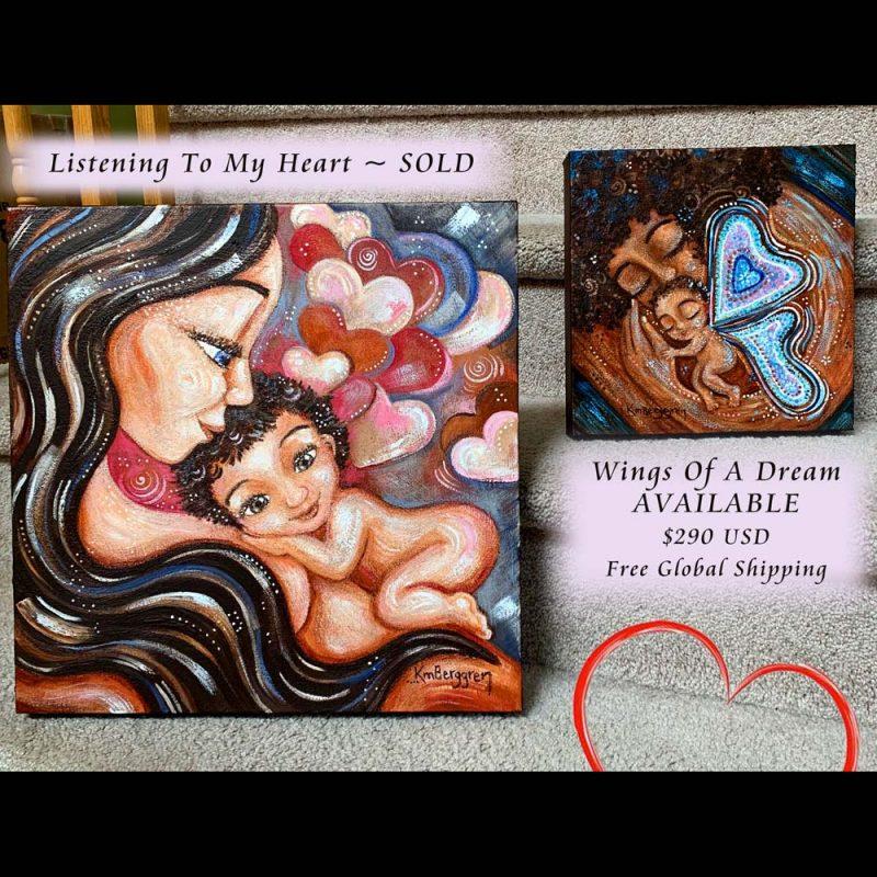 Angel Baby, Listen, Feeling Worthless: more Silent Story