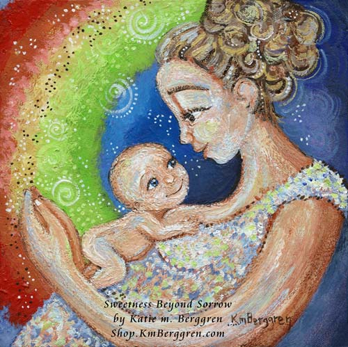 Sweetness Beyond Sorrow & Mothering With A Heavy Heart (Silent Story)