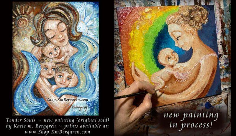 Tender Souls, Rainbow Babe & Silent Story